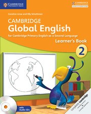 Cambridge Global English Stage 2 Learner's Book