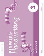 Penpals Handwriting Workbook 3